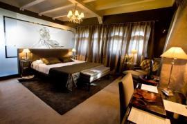 Hotel Castillo El Collado casa rural en Laguardia (Álava)