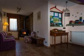 Santorkari casa rural en Izarra (Álava)