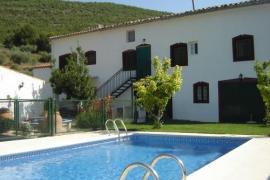 Casa el Cortijo casa rural en Yeste (Albacete)