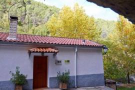 Casa Rural Molino De Jaraíz I casa rural en Yeste (Albacete)