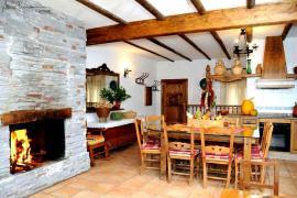 Casas El Pajar del Abuelo casa rural en Molinicos (Albacete)