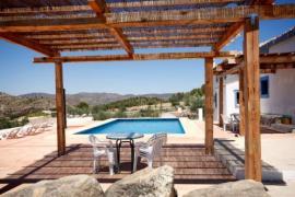 Cortijo La Zorrera casa rural en Ferez (Albacete)