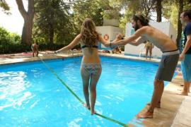 Casa rural con piscina y actividades