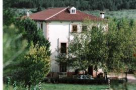 Casa rural con actividades y pensión completa