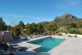 Awa Natura casa rural en Aigues (Alicante)