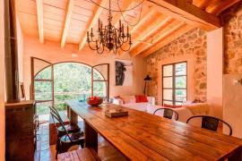 Casas Rurales Refugio Marnes  casa rural en Lliber (Alicante)