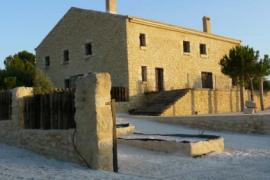 Finca La Llum casa rural en Biar (Alicante)