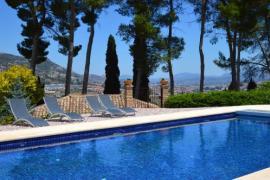 Hotel Masia La Mota casa rural en Alcoy (Alicante)