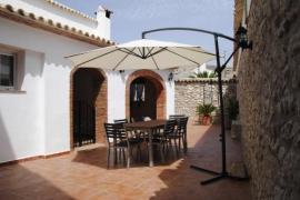 Les Vicentes casa rural en Vall De Ebo (Alicante)