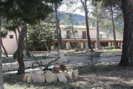 Masía La Safranera casa rural en Alcoy (Alicante)