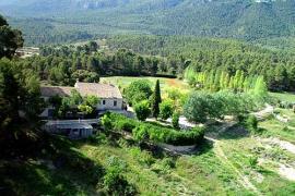 Masia Pare Sant casa rural en Alcoy (Alicante)