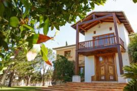 Villa El Porto casa rural en Denia (Alicante)