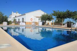 Alojamientos Rurales Sol de Taberno casa rural en Taberno (Almería)