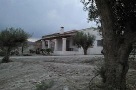 Cortijo Alzabara casa rural en Taberno (Almería)