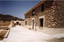 Cortijo El Civil casa rural en Oria (Almería)