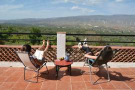Cortijo El Gatunal casa rural en Abrucena (Almería)