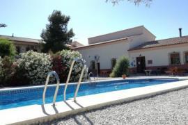Cortijo La Estrella casa rural en Velez - Rubio (Almería)