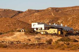 Cortijo La Tenada casa rural en Nijar (Almería)