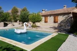 Cortijo Los Vélez casa rural en Velez Blanco (Almería)