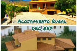 Del Rey casa rural en Fondon (Almería)