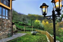Casa Corral casa rural en Allande (Asturias)