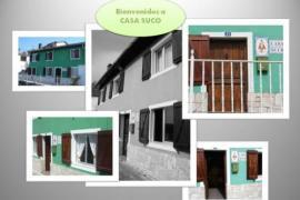 Casa Suco casa rural en Bimenes (Asturias)