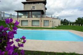 Hotel Villadesella  casa rural en Sebreño (Asturias)