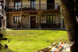 Ángel de Xuanín - Coto del Pomar casa rural en Muros De Nalon (Asturias)