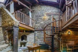 Apartamentos Casa de Riba casa rural en Santa Eulalia De Oscos (Asturias)