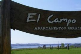 Apartamentos El Campo casa rural en Castropol (Asturias)