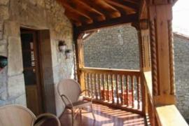 Apartamentos El Robledo casa rural en Peñamellera Baja (Asturias)