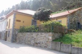 Apartamentos Las Camelias casa rural en Cudillero (Asturias)