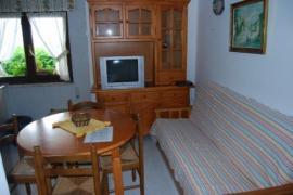 Apartamentos Mirador del Cantábrico casa rural en Cue (Asturias)