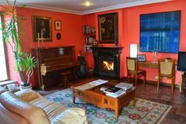 Apartamentos Quinta La Espadaña casa rural en Villaviciosa (Asturias)