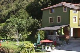 Casa El Caseiro casa rural en Canero (Asturias)