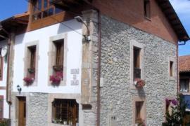 La Hilera D´Abaju casa rural en Cue (Asturias)