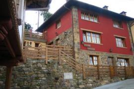 Apartamentos rurales La Portiella casa rural en Caso (Asturias)