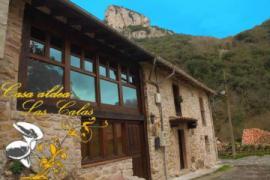Casa Las Calas casa rural en Cabrales (Asturias)