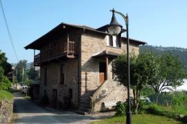 Casa Sergio casa rural en Valdés (Asturias)