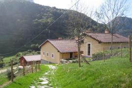 Casas Colgadas del Cares casa rural en Peñamellera Alta (Asturias)