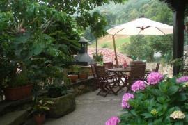 El Collau casa rural en Sobrescobio (Asturias)