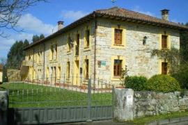 El Gobernador casa rural en Villaviciosa (Asturias)