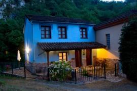 El Molín de Las Xanas casa rural en Santo Adriano (Asturias)