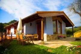 Fuente San Antonio casa rural en Cabranes (santa Eulalia) (Asturias)