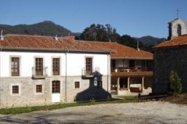 Hotel Casona Cuervo casa rural en San Roman (Asturias)