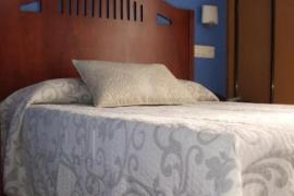 Hotel Asturias bañera de hidromasaje