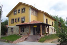 Hoteles La Pasera casa rural en Cangas De Onis (Asturias)
