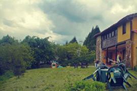 La Andayona casa rural en Salas (Asturias)