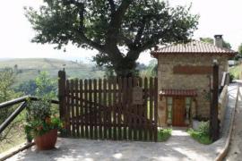 La Cabaña de Moutas casa rural en Grado (Asturias)