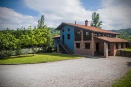 La Casería de los Hevia casa rural en Parres (Asturias)